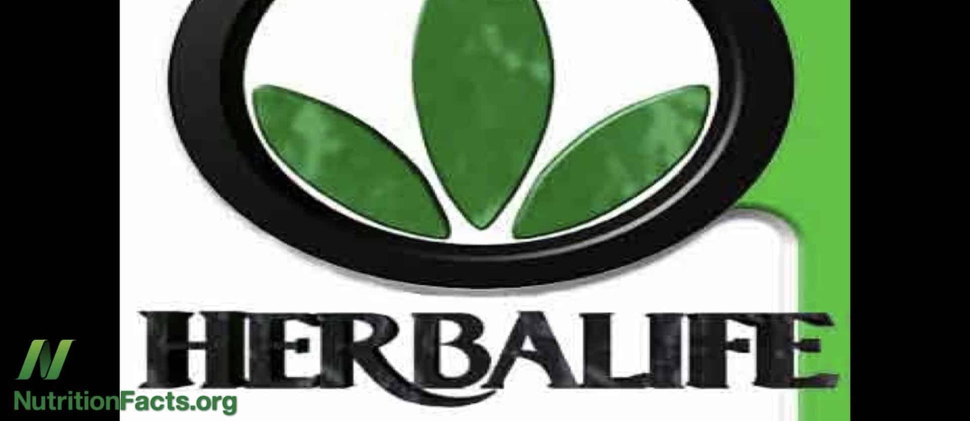 Herbalife Supplement Liver Toxicity Nutritionfacts