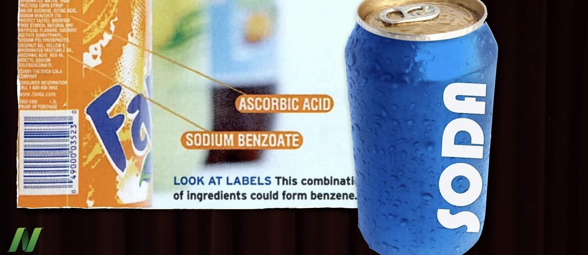 Is Sodium Benzoate Harmful?