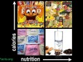 Nutrition Without Calories
