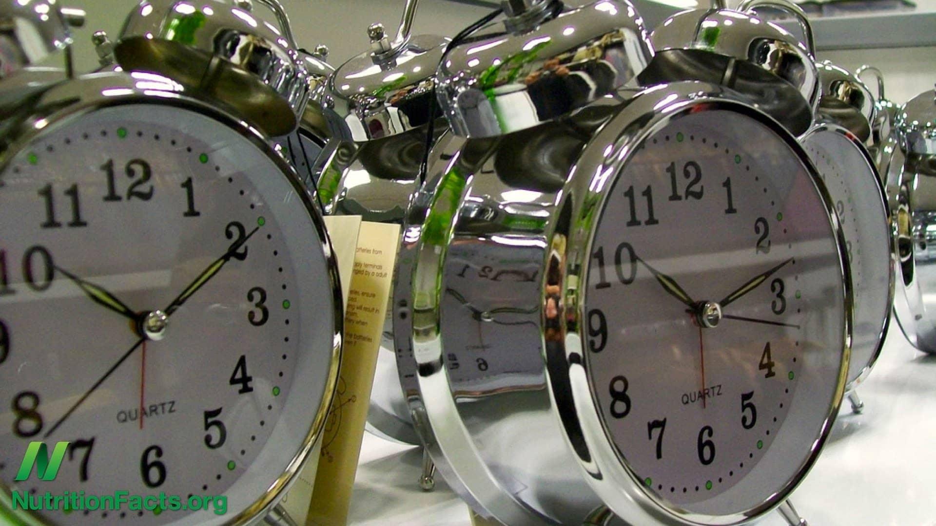 Optimal Sleep Duration