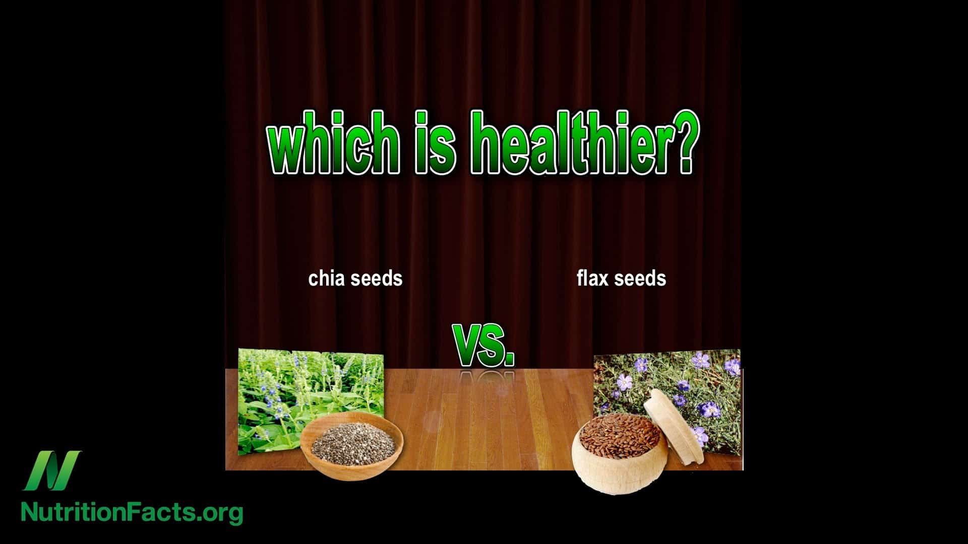how to eat chia seeds and flax seeds
