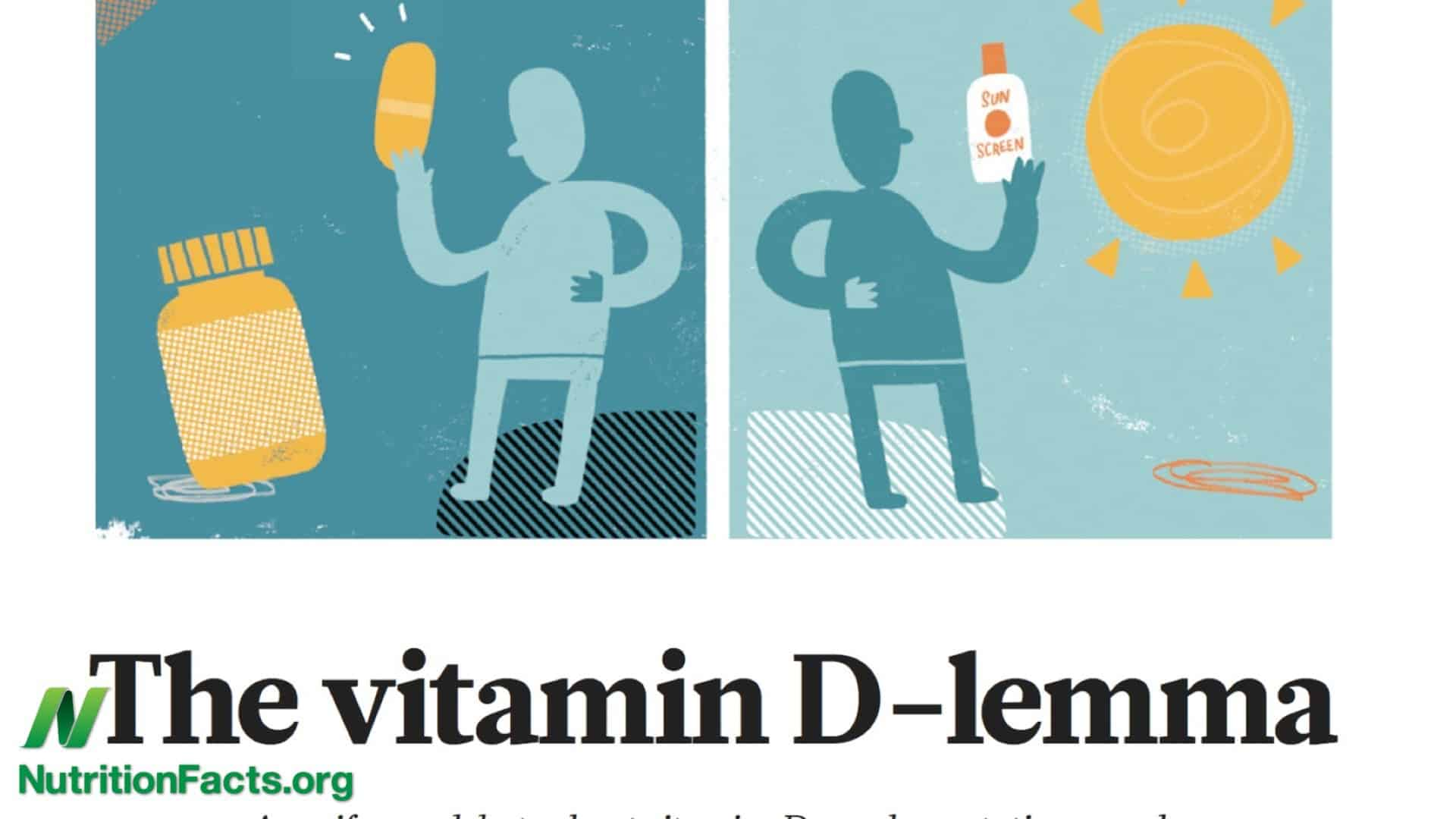 Is vitamin D the new vitamin E?