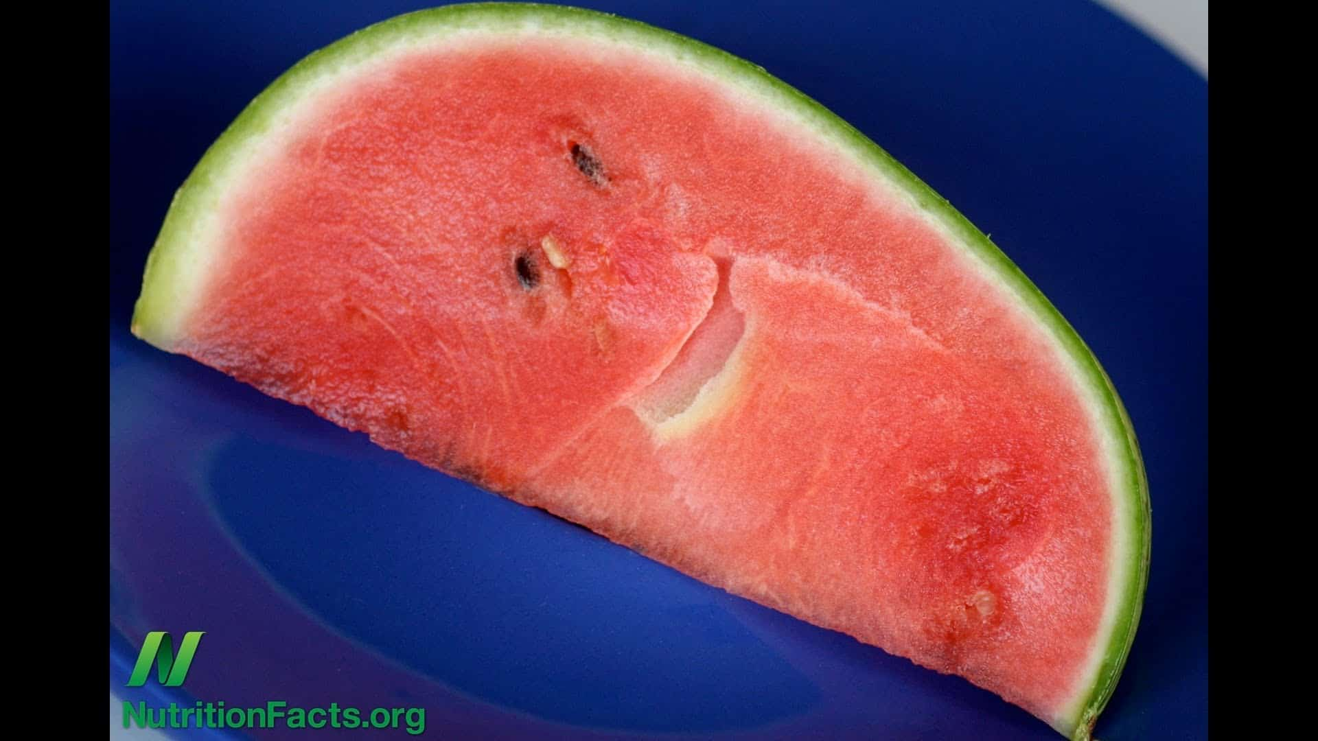 Watermelon as Treatment for Erectile Dysfunction