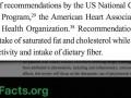 Diet Versus Drugs for High Cholesterol