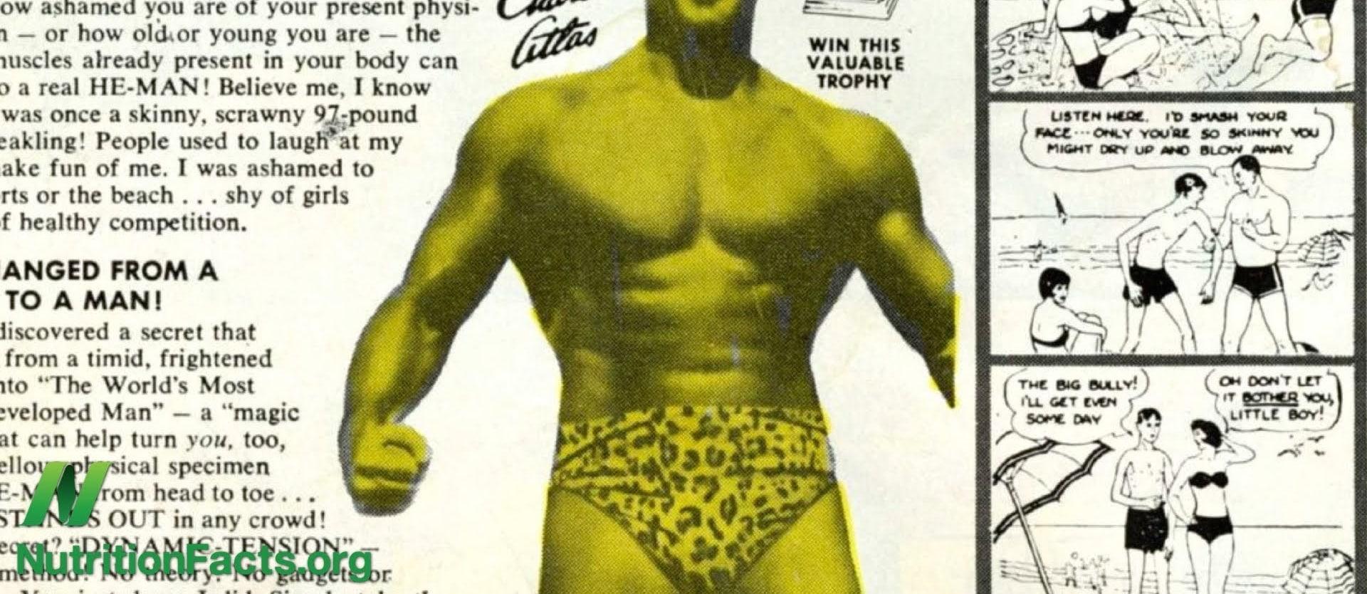 Plant-based Bodybuilding