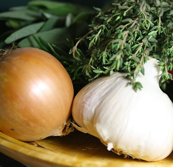 Anticancer Effects of Raw vs Cooked Garlic and Onion