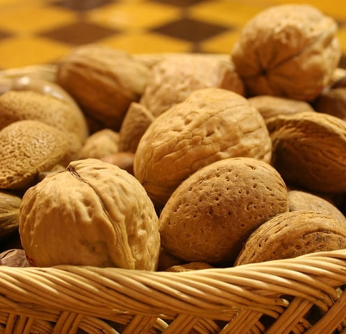 Defining Handful of nuts
