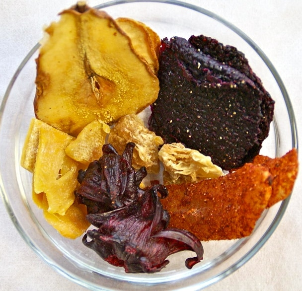 Sulfite Sensitivity from Dried Fruits