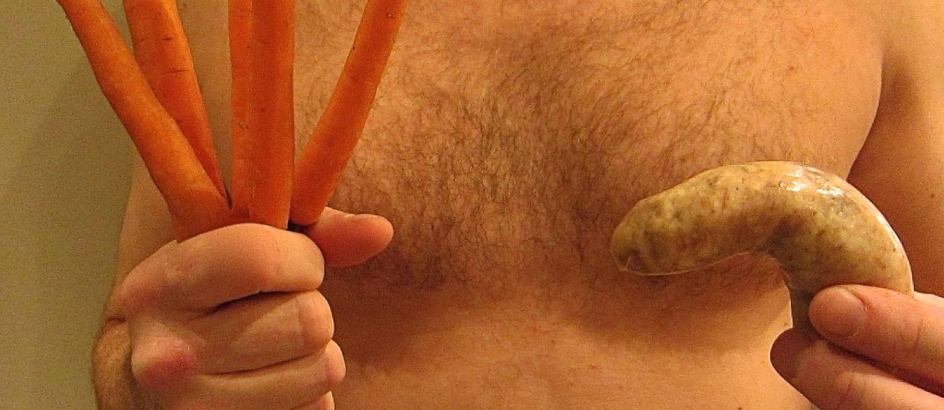 Video of penis erecting