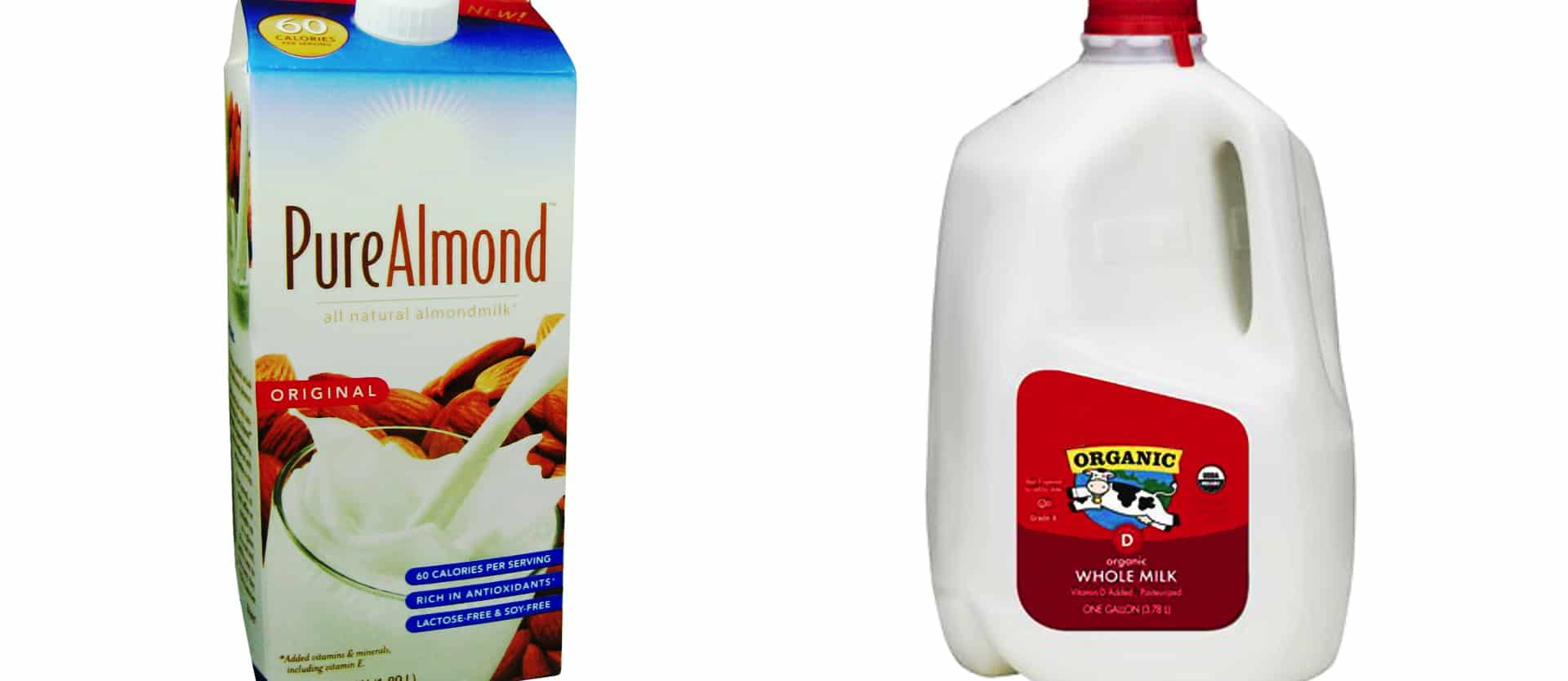 Prostate Cancer and Organic Milk vs. Almond Milk