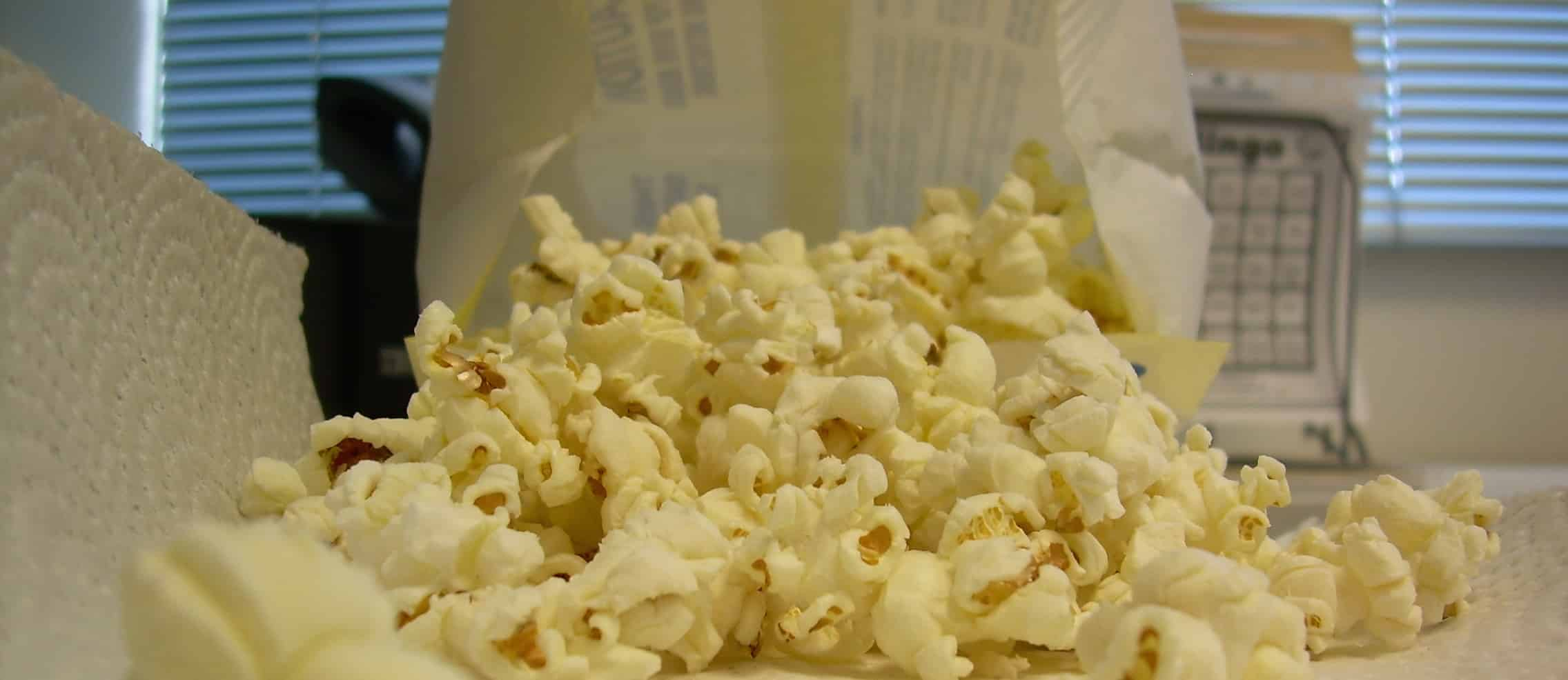 Why You Should Avoid Butter-Flavored Microwave Popcorn