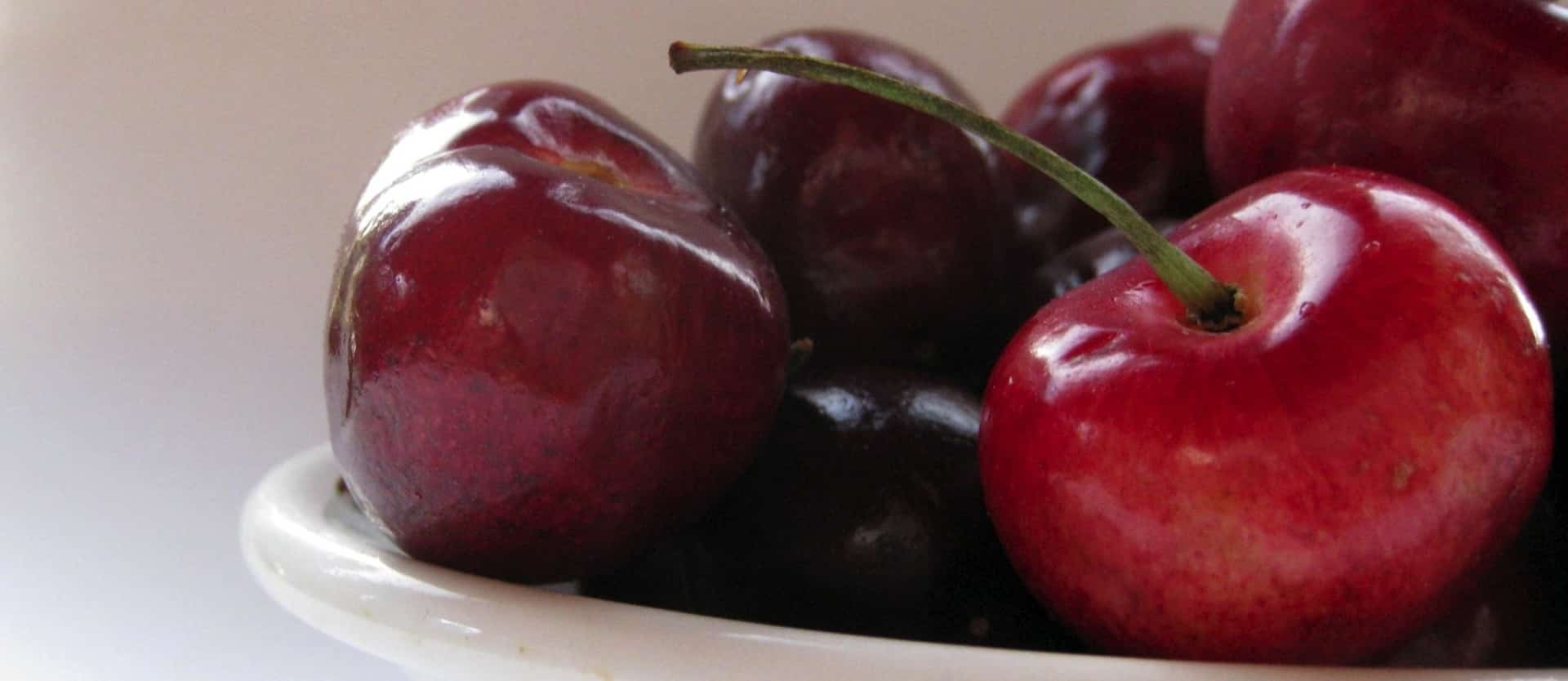 Bowl Of Cherries Images
