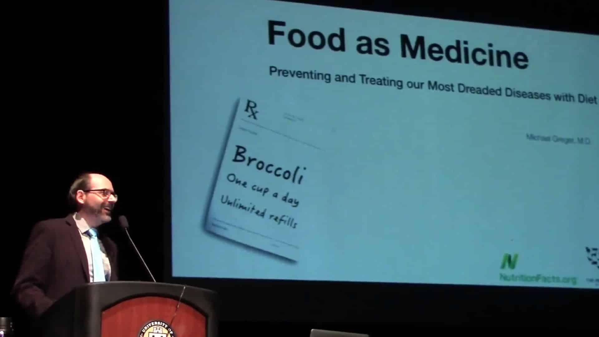 Food as Medicine: Preventing & Treating the Most Dreaded