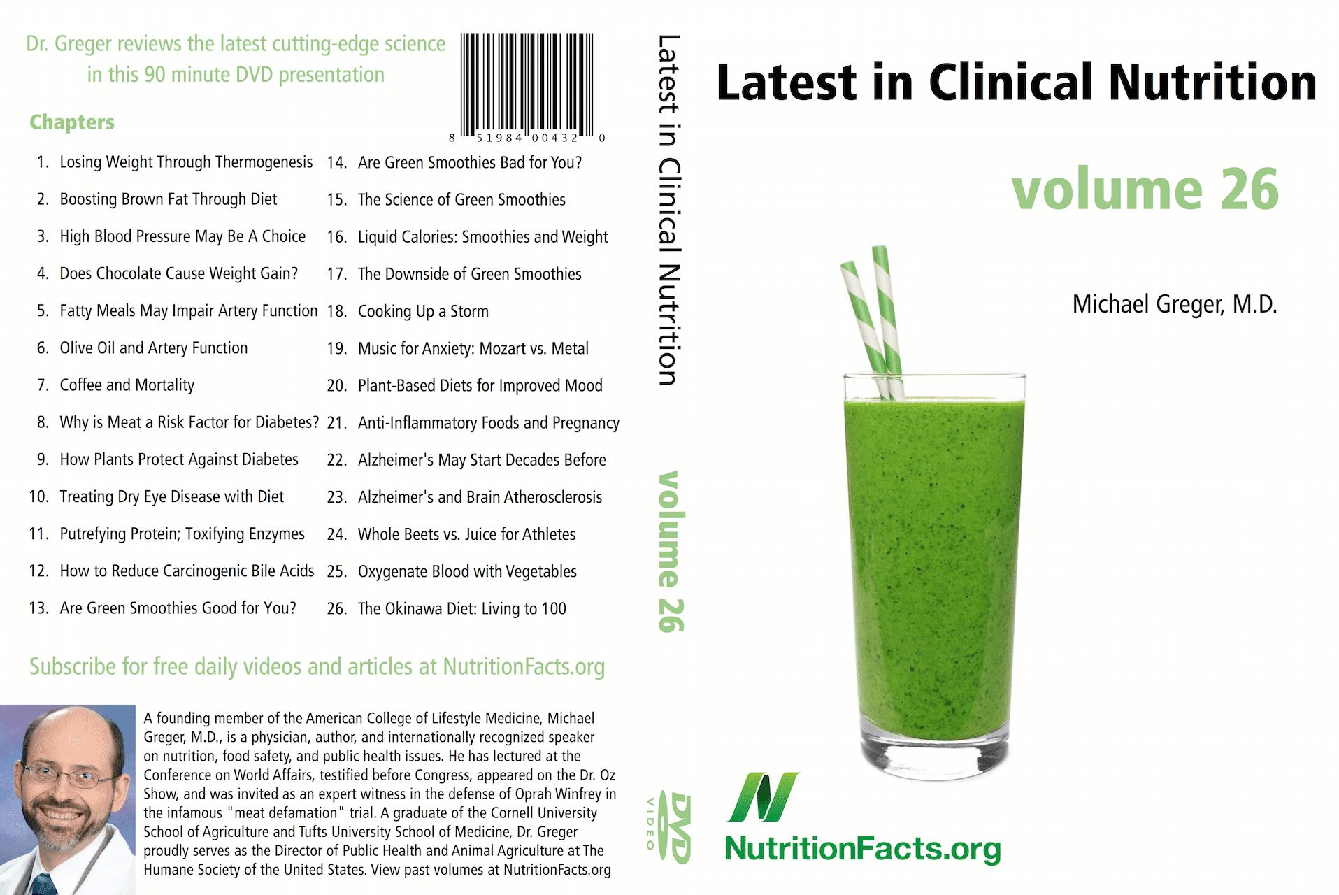 Volume 26 launch