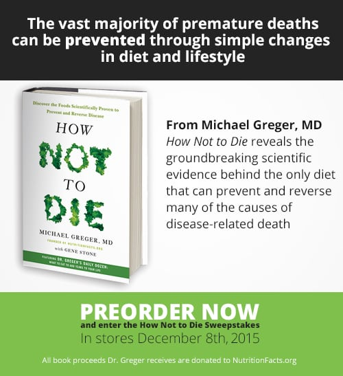how not to die an instant new york times best seller