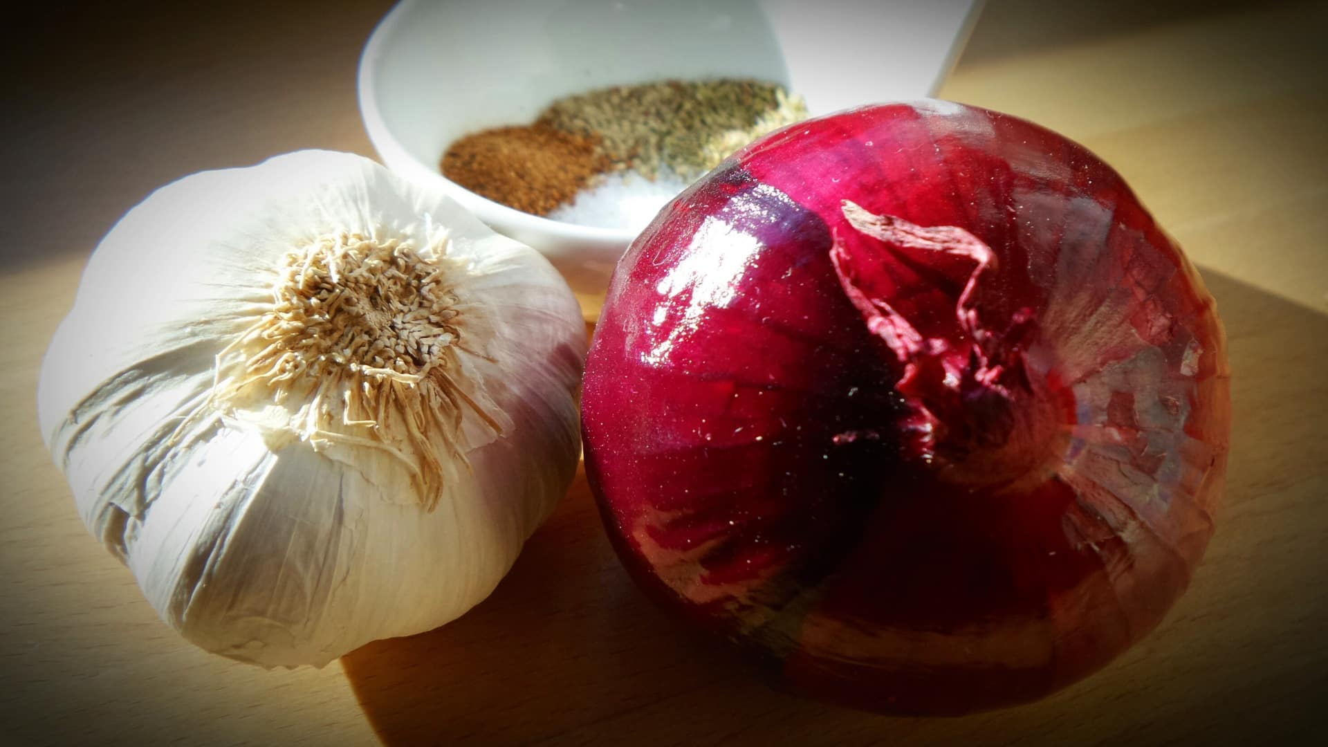 Inhibiting Platelet Activation with Garlic and Onions