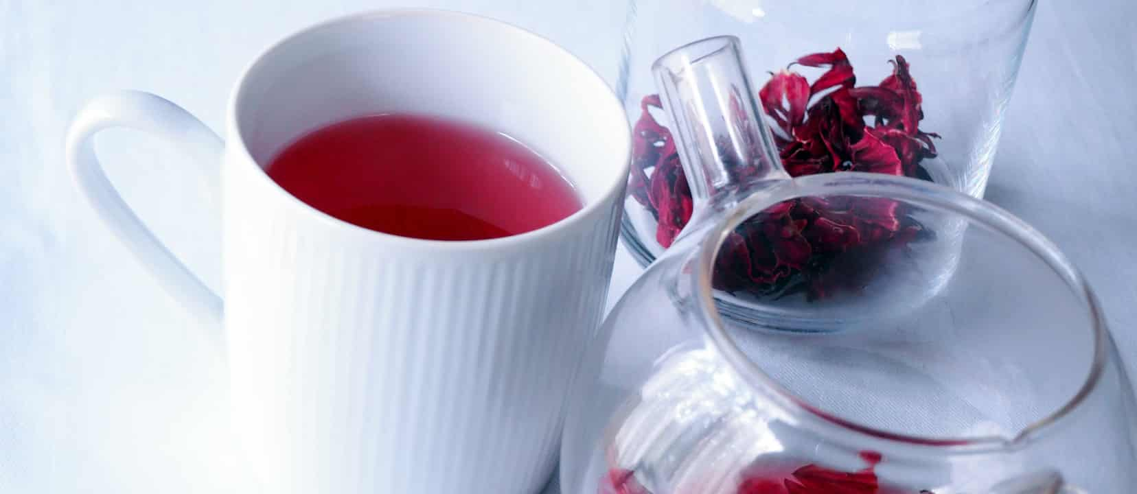 Protecting Teeth From Hibiscus Tea