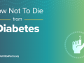 How Not To Die from – Diabetes