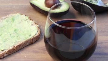 The Effects of Avocados and Red Wine on Meal-Induced Inflammation