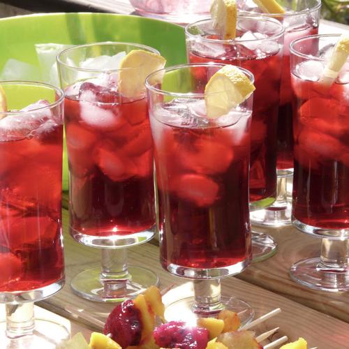 Hibiscus Tea Health Topics Nutritionfactsorg