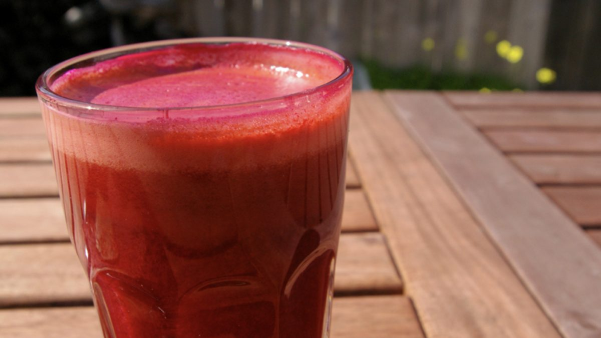 How Does Beet Juice Improve Athletic Performance