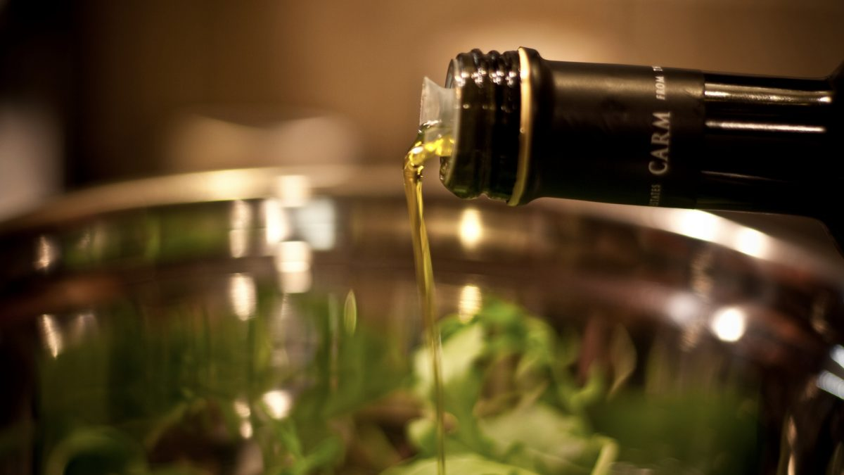 What About Extra Virgin Olive Oil? | NutritionFacts.org