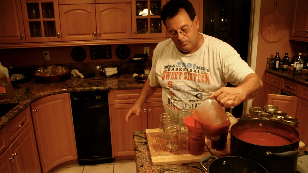 Tomato Sauce vs. Prostate Cancer