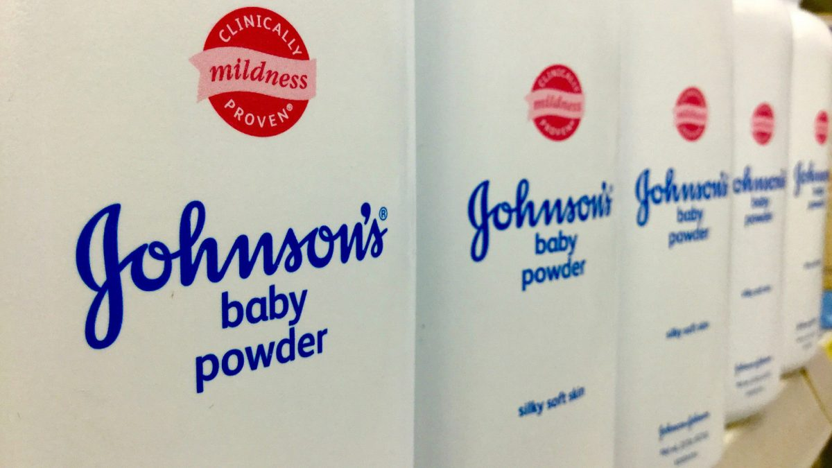 Talcum Powder and Fibroids