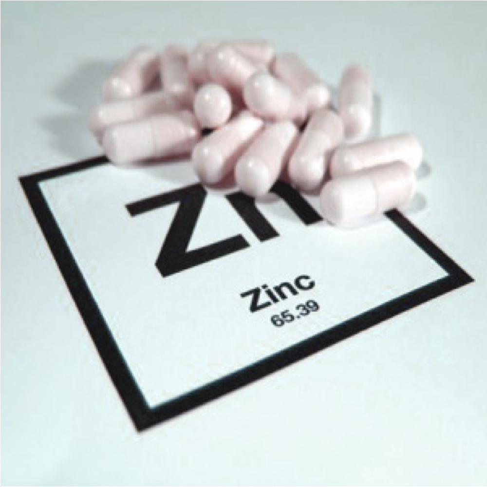 does zinc increase breast cancer