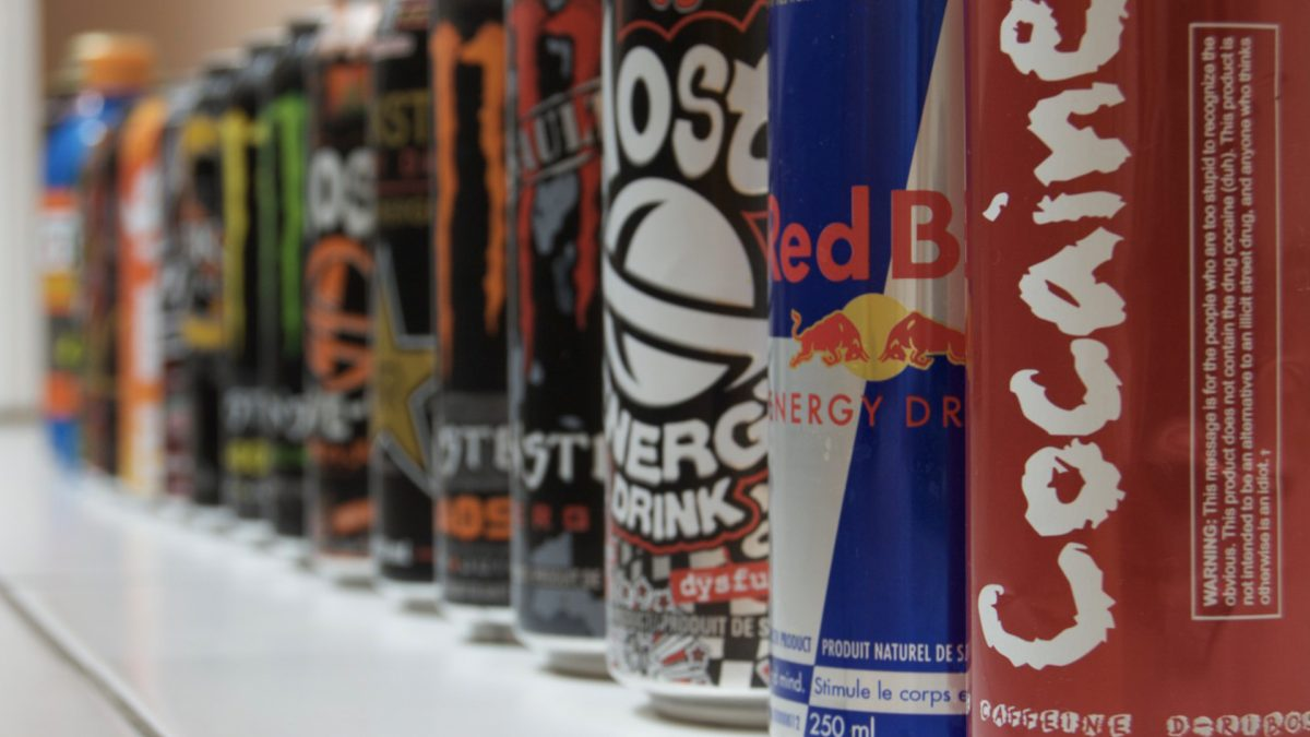 Are there Risks to Energy Drinks?