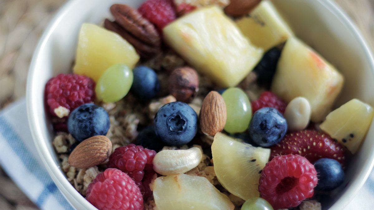 best brain foods berries nuts