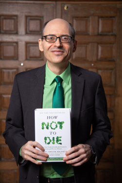Dr. Greger with How Not to Die