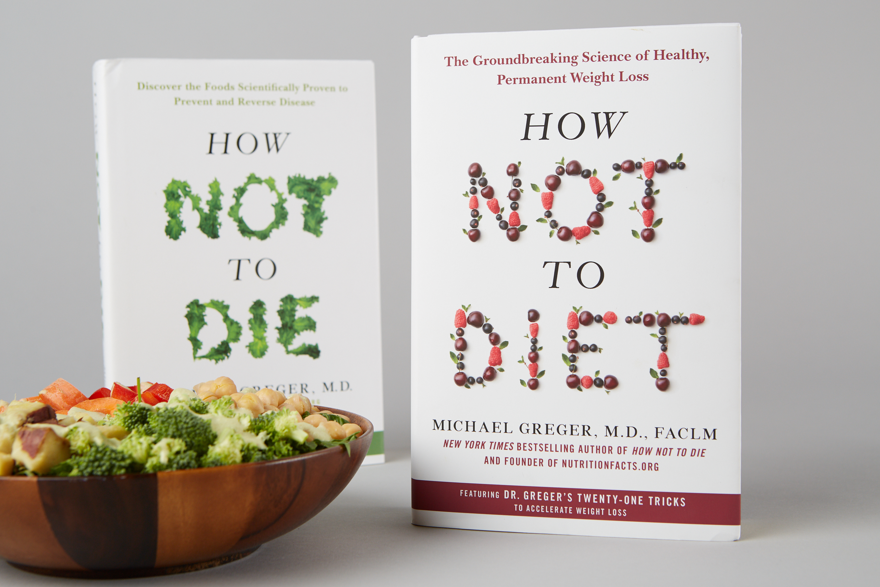 How Not to Die and How Not to Diet