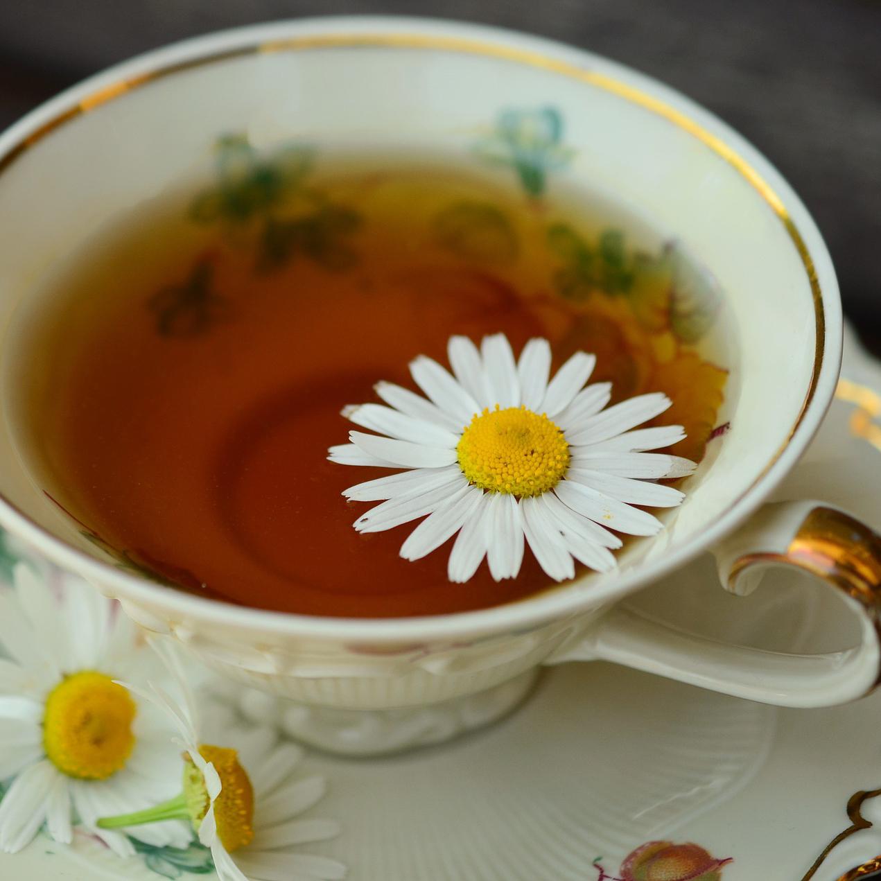 Chamomile Tea Health Topics Nutritionfacts Org