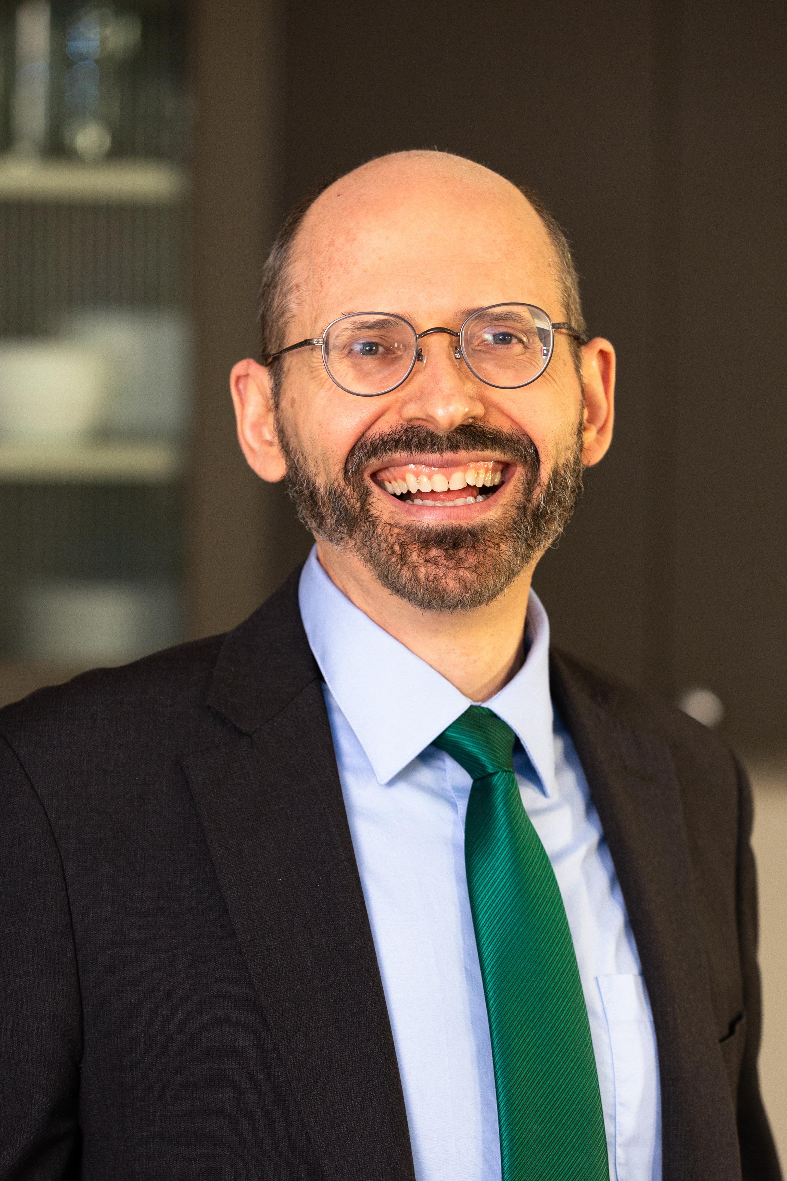 Dr. Greger Headshot (Smiling)