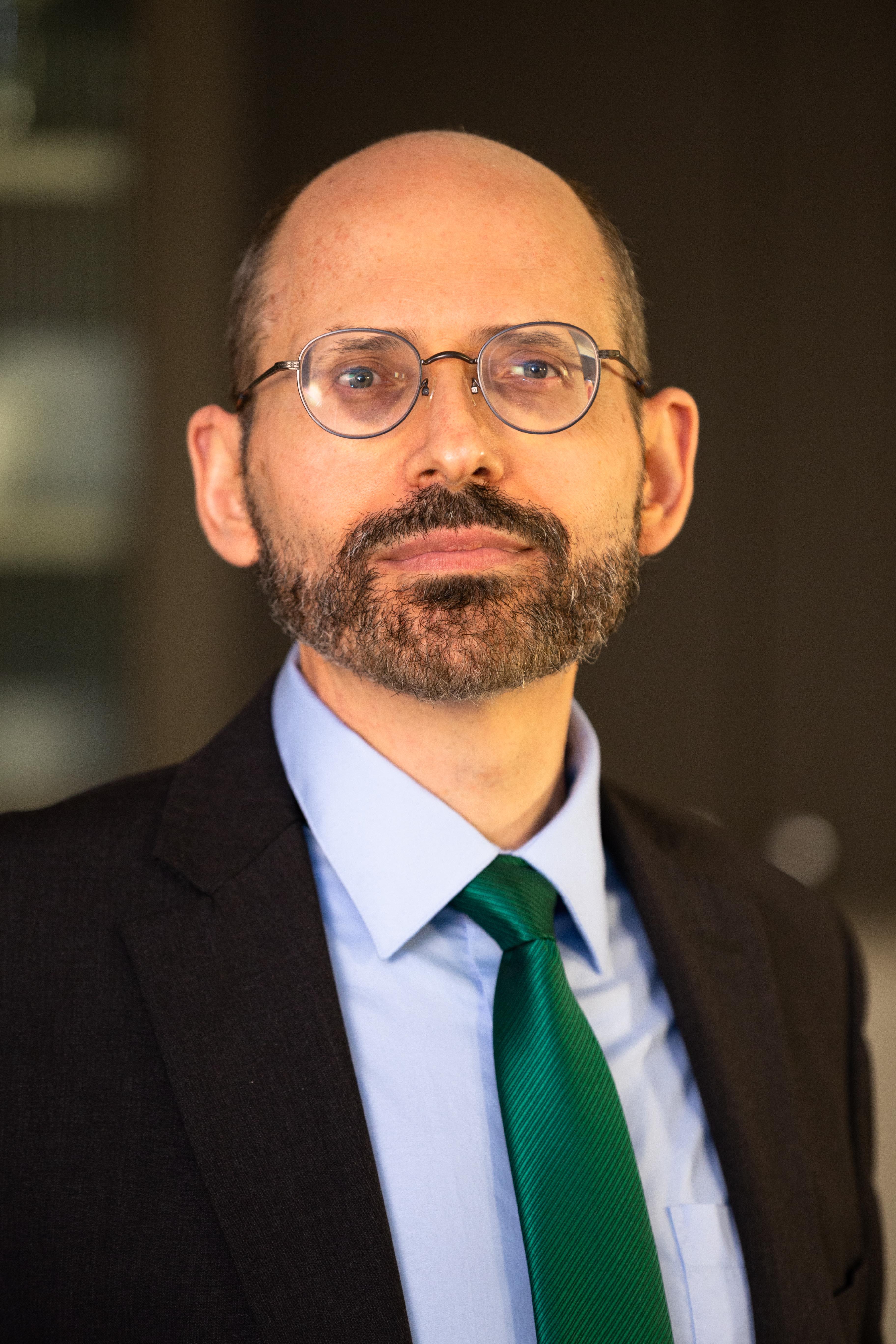 Dr. Greger Headshot