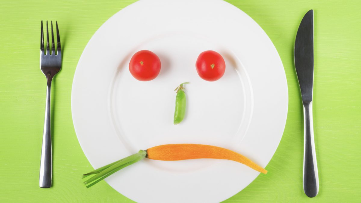 Are Vegetarians at Risk for Eating Disorders?