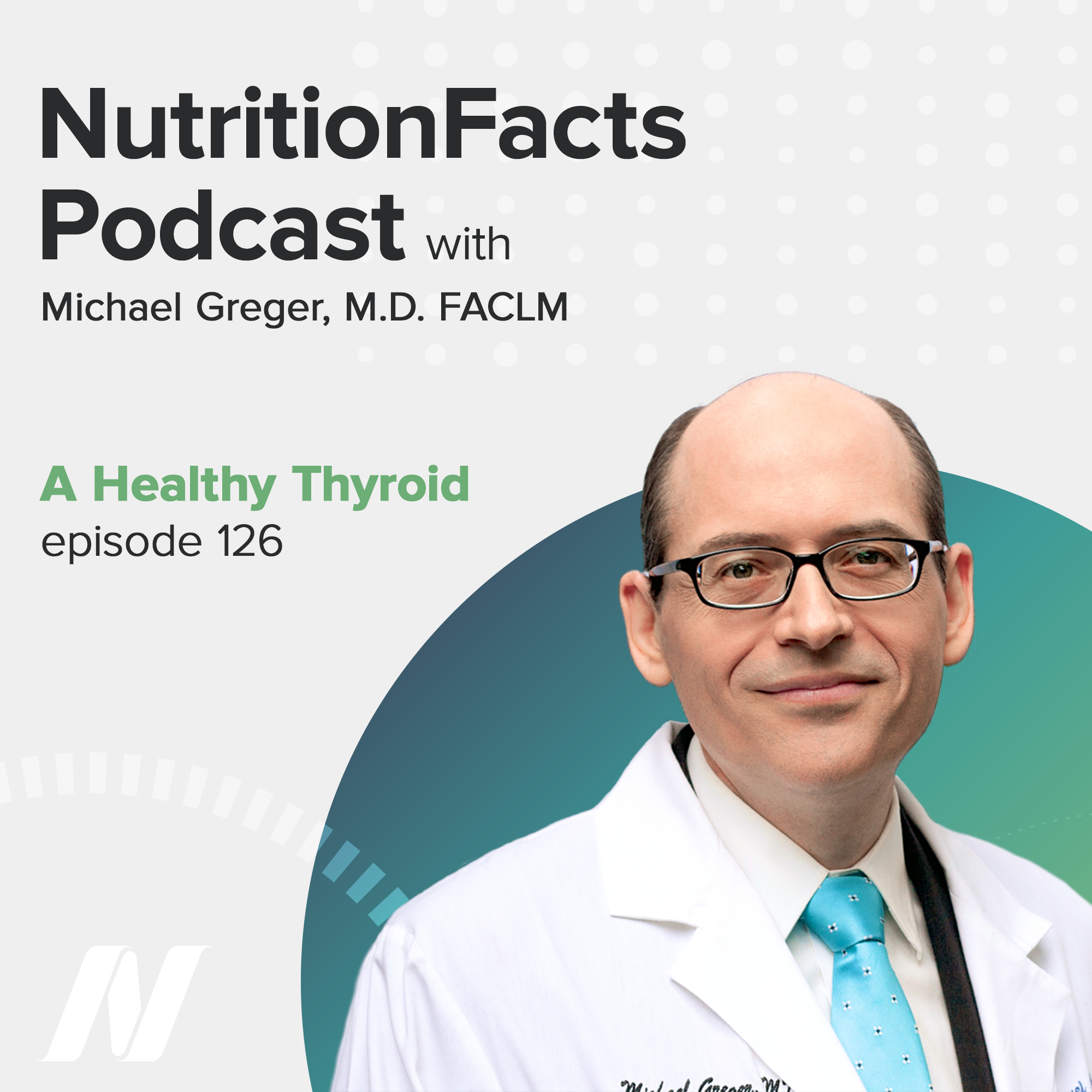 A healthy thyroid
