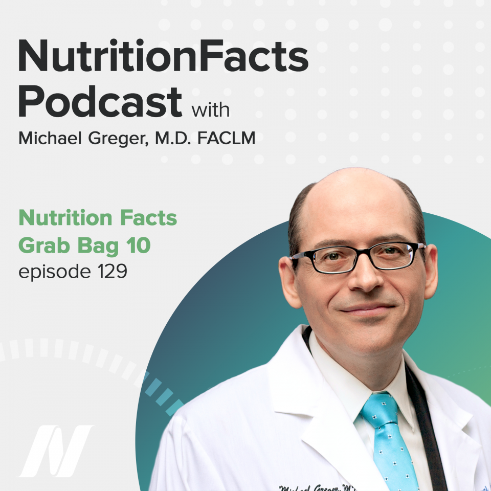Nutrition Facts Grab Bag 10