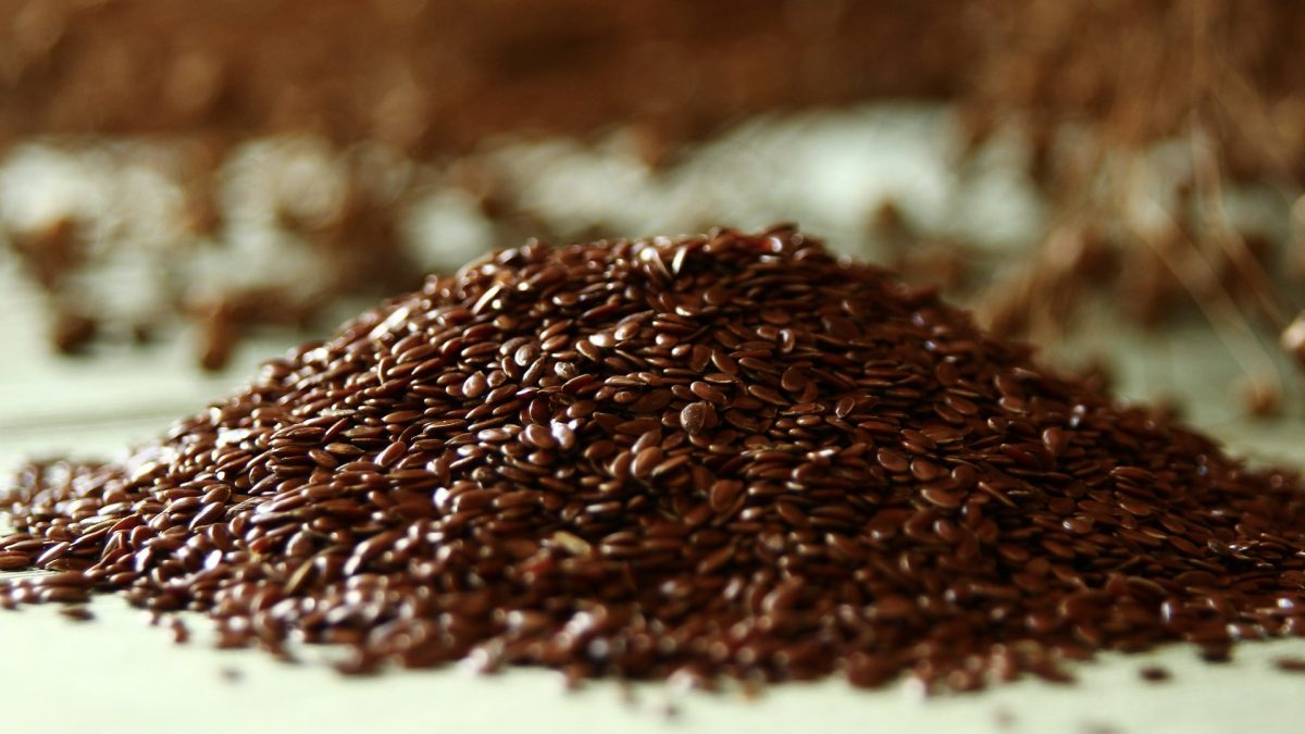 How Well Does Cooking Destroy the Cyanide in Flax Seeds