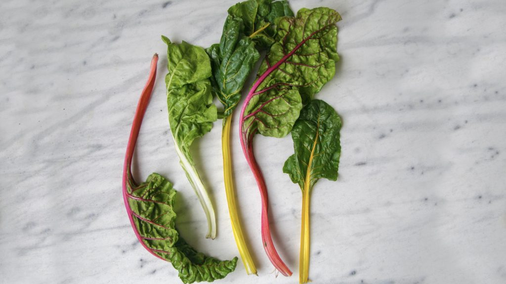 Kidney Stones and Spinach, Chard, and Beet Greens Don't Eat Too Much