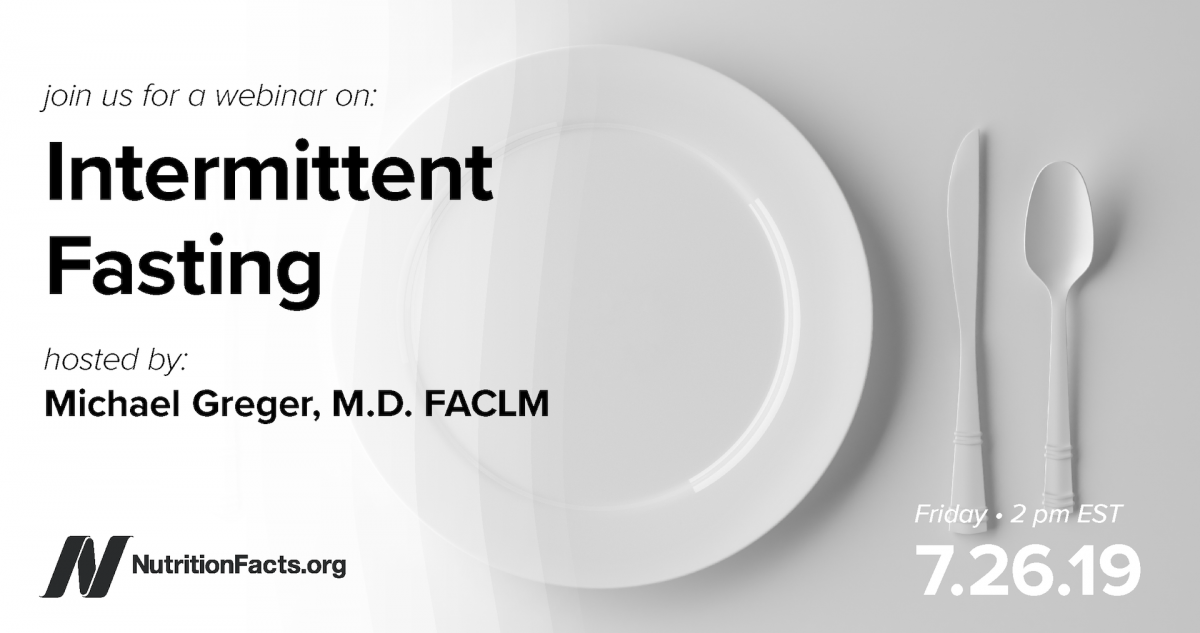Sign Up for My Webinar on Intermittent Fasting