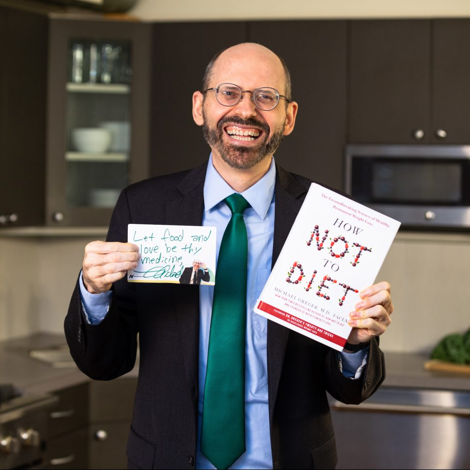 Preorder How Not to Diet Now!
