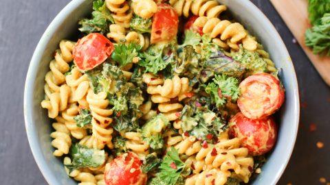 Veggie Mac & Cheese | NutritionFacts.org