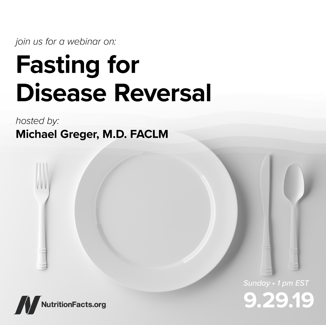 Fasting for Disease Reversal