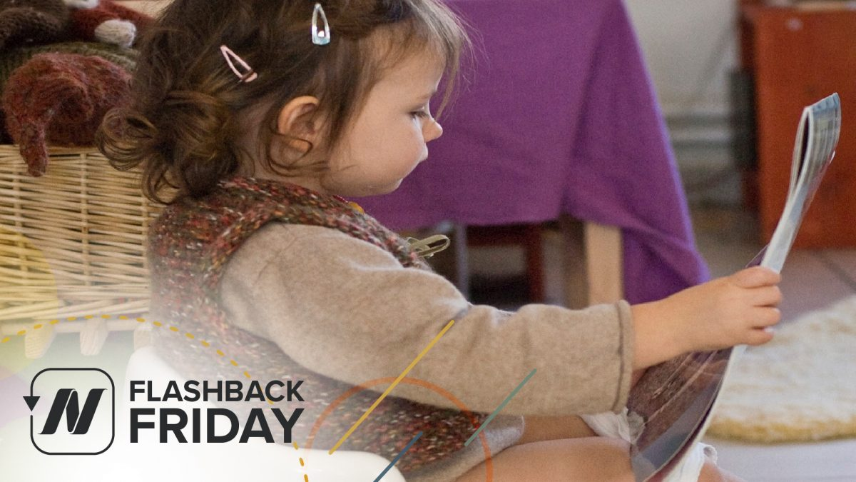 Flashback Friday: Childhood Constipation & Cow's Milk ?>
