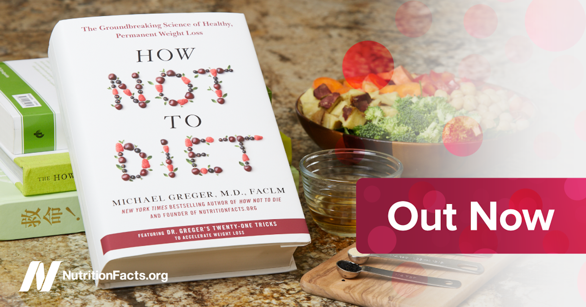 How Not to Diet Out Now
