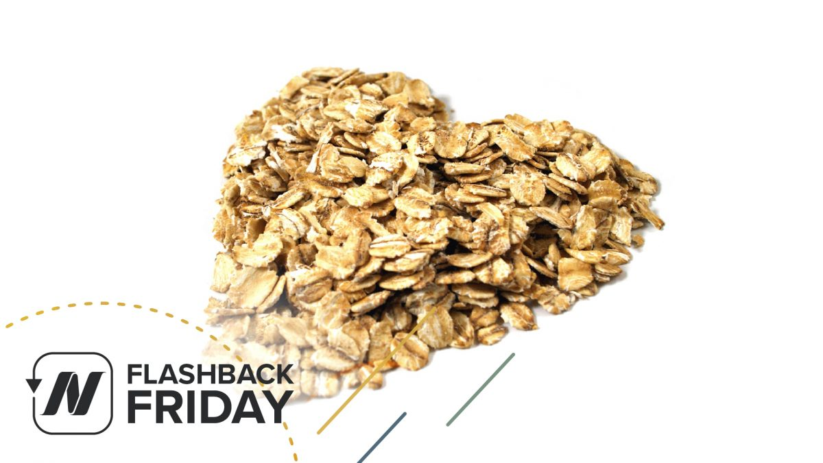 Flashback Friday: Can Oatmeal Reverse Heart Disease? ?>