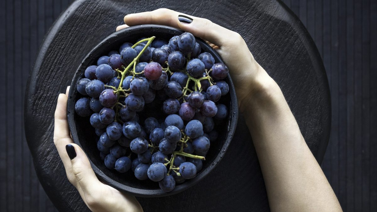 Benefits of Grapes for Brain Health