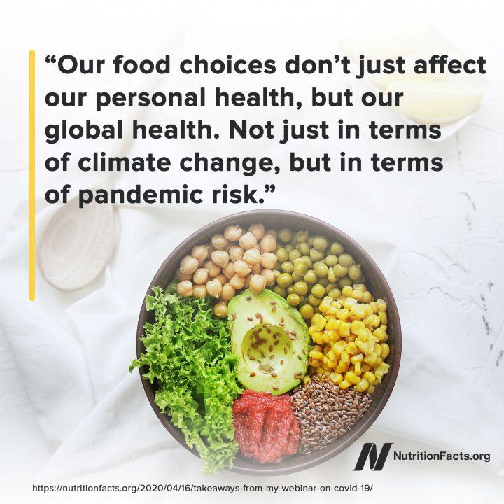 On food choices